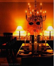 Maison Sophia Bush et Chad Michael Murray - Salle à manger 2